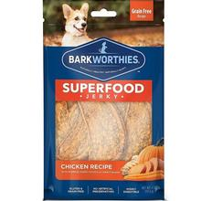 Barkworthies Chicken Jerky Dog Treats - Pumpkin, Sweet Potatoes and Carrots