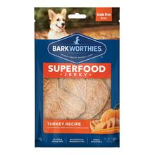Barkworthies Turkey Jerky Dog Treats - Pumpkin, Sweet Potatoes and Carrots