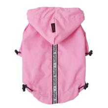 Base Jumper Windbreaker Dog Coat by Puppia - Pink