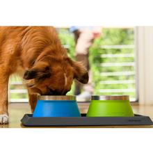 Basecamp Dog Bowl by Ruffwear - Blue Dusk