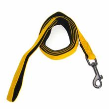 Basic Two Tone Dog Leash by Puppia - Yellow