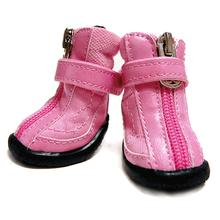 Basic Hiker Dog Boots - Pink