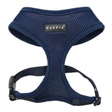 Basic Soft Dog Harness by Puppia - Navy