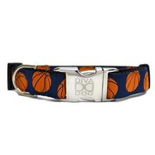 Basketball Dog Collar by Diva Dog