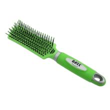 BASS Bathing Dog Brush - Green
