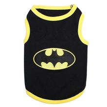 Batman Dog Tank by Parisian Pet - Black