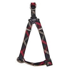 Baxter X Dog Harness by Puppia - Black