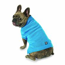 Baxter's Basic Dog Sweater - Teal
