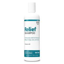 Bayer Relief Pet Shampoo for Dogs and Cats