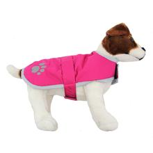 Be Good Nor'easter Dog Blanket Coat - Pink
