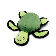 BECO Recycled Rough & Tough Dog Toy - Tommy the Turtle
