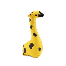 BECO Recycled Soft Plush Dog Toy - George the Giraffe