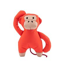 BECO Recycled Soft Plush Dog Toy - Michelle the Monkey