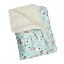 Bedtime Bears Ultra Soft Minky/Plush Dog Blanket by Klippo