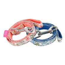 Begonia Dog Leash by Pinkaholic