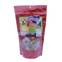 Bellyrubs Freeze-Dried Beef Liver Dog Treats