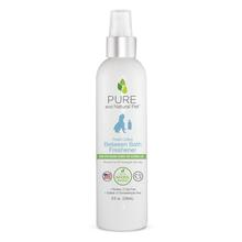 Pure and Natural Pet Between Bath Freshener Spray for Dogs - Fresh Cotton