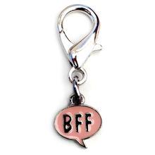 78f181cad Dog Collar Charm - Pink