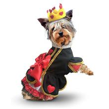 Big Bow and Hearts Dress Halloween Dog Costume