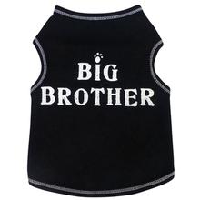 Big Brother Cotton Dog Tank Top