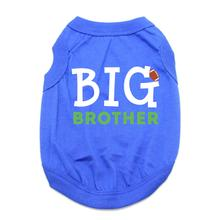 Big Brother Dog Shirt - Blue