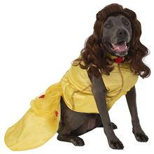 Disney's Big Dog Beauty and the Beast Belle Dog Costume by Rubie's