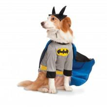 Big Dog DC Batman Dog Halloween Costume by Rubies