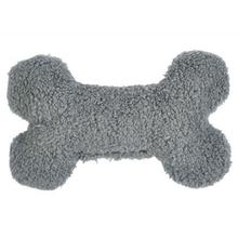 Big Sky Bone Dog Toy by West Paw - Oatmeal