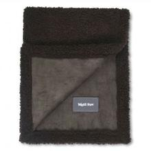 West Paw Big Sky Dog Blanket - Chocolate