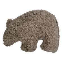Big Sky Grizzly Dog Toy by West Paw - Oatmeal
