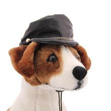 Biker Dog Hat from Rubies - Black