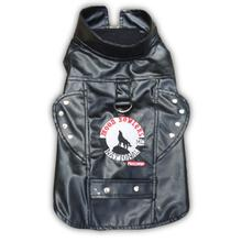 Biker Harness Vest by Doggles - Moon Howlers