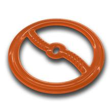 Bionic Toss N Tug Ring Dog Toy- Orange