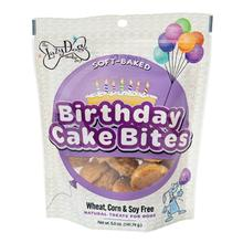 Birthday Cake Bites Dog Treat by The Lazy Dog