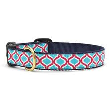 Blue Kismet Dog Collar by Up Country
