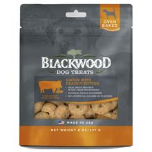 Blackwood Oven Baked Dog Treats - Bacon and Peanut Butter