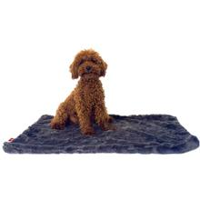Bella Dog Blanket by The Dog Squad - Charcoal