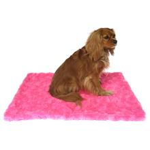 Bella Dog Blanket by The Dog Squad  - Hot Pink
