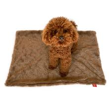 The Dog Squad Bella Dog Blanket - Mocha