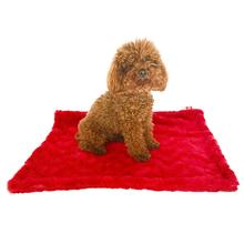 The Dog Squad Bella Dog Blanket - Red