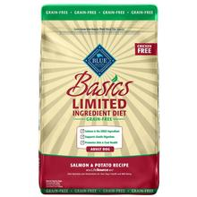 Blue Buffalo Basics Limited Ingredient Grain-Free Dog Food - Salmon & Potato