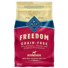Blue Buffalo Freedom Grain Free Dog Food - Beef