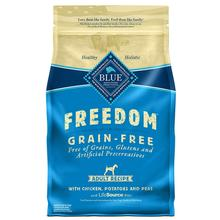 Blue Buffalo Freedom Grain Free Dog Food - Chicken