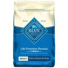 Blue Buffalo Life Protection Formula Adult Dog Food - Chicken & Brown Rice