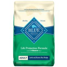Blue Buffalo Life Protection Formula Dog Food - Lamb & Brown Rice