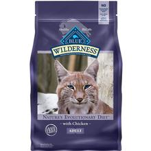 Blue Buffalo Wilderness Grain-Free Chicken Cat Food