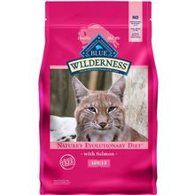 Blue Buffalo Wilderness Grain-Free Salmon Cat Food