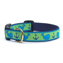 Whale Dog Collar by Up Country