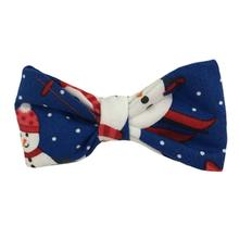 Christmas Dog Bow Tie from Daisy and Lucy