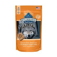 Blue Buffalo Wilderness Trail Treats Grain Free Dog Biscuits - Turkey